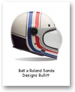 Bell x Roland Sands Designs Bullitt