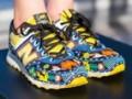 Le Designer Ricardo Seco a Crée des New Balance Inspiré par l'Art Huichol