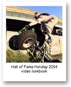 Hall of Fame Holiday 2014 Video Lookbook