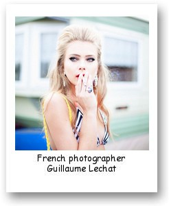 French photographer Guillaume Lechat