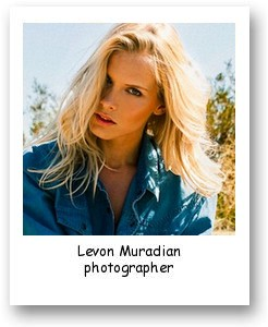 Levon Muradian photographer