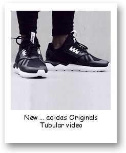 adidas Originals Tubular video