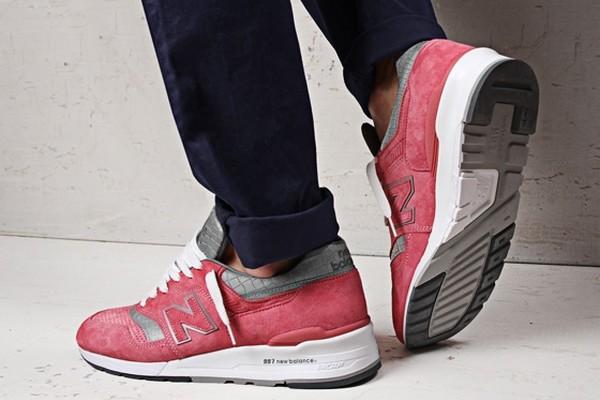 cncpts x new balance 997 rose