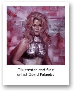Illustrator and fine artist David Palumbo