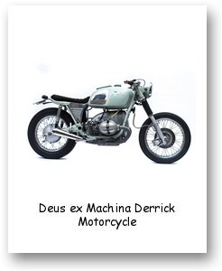 Deus ex Machina Derrick Motorcycle