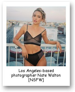Los Angeles-based photographer Nate Walton