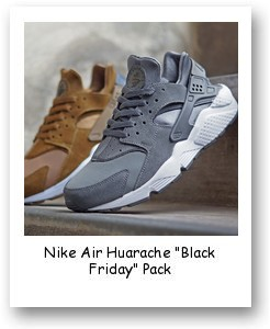 "Nike Air Huarache ""Black Friday"" Pack"