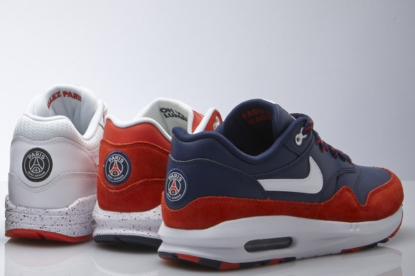 Nike Air Max iD x PSG Second Edition