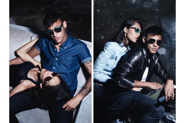 police 2015 eyewear campaign featuring neymar jr. Black Bedroom Furniture Sets. Home Design Ideas