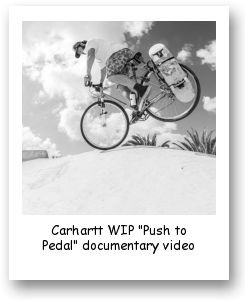 "Carhartt WIP ""Push to Pedal"" documentary video"