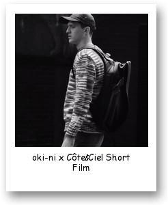 oki-ni x Côte&Ciel Short Film