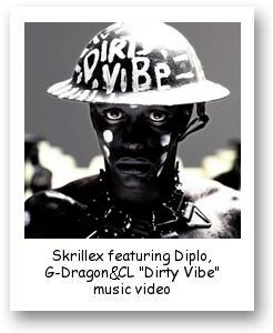 Skrillex featuring Diplo, G-Dragon & CL