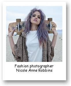 Fashion photographer Nicole Anne Robbins