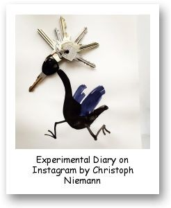 Experimental Diary on Instagram by Christoph Niemann