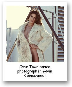 Cape Town based photographer Gavin Kleinschmidt