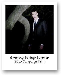 Givenchy Spring/Summer 2015 Campaign Film