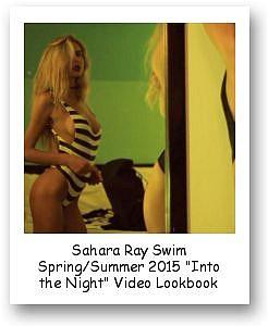 Sahara Ray Swim Spring/Summer 2015