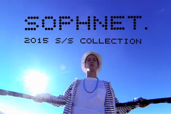 sophnet-springsummer-2015-video-lookbook