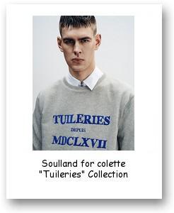 Soulland for colette