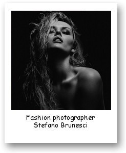 Fashion photographer Stefano Brunesci