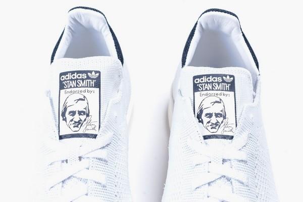 adidas Originals Stan Smith Primeknit « White&Black »