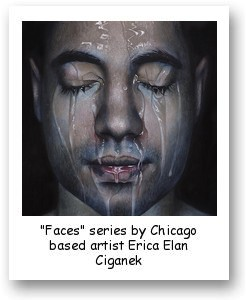 Chicago based artist Erica Elan Ciganek