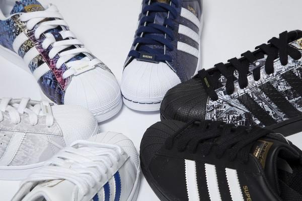 Foot Locker x adidas Superstar \'New York