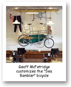 Geoff McFetridge customizes the