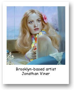 Brooklyn-based artist Jonathan Viner