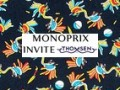 Thomsen x Monoprix