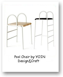 Pool Chair by YOIN Design & Craft