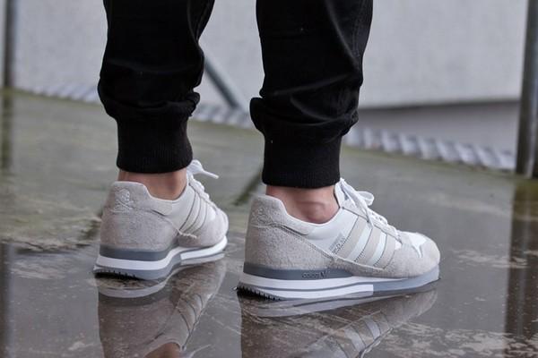 adidas zx 500 og femme blanche
