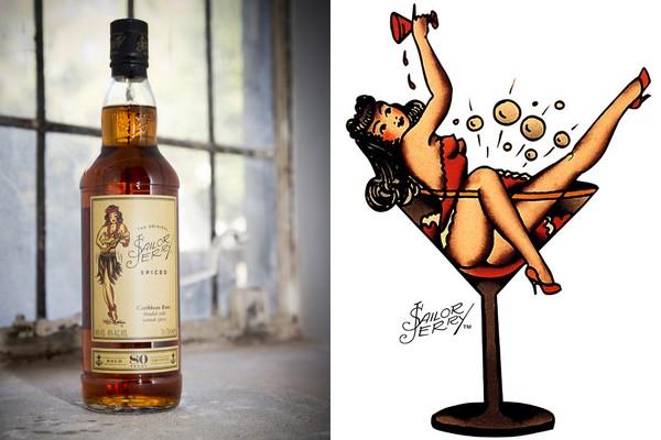 sailor jerry reveals new bottle