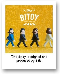 The Bitoy, designed and produced by Bito