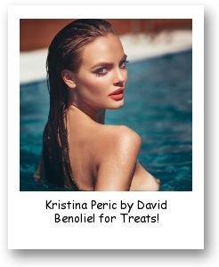 Kristina Peric by David Benoliel for Treats!