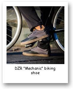 """DZR """"Mechanic"""" biking shoe"""