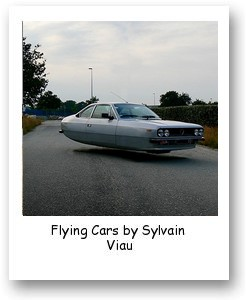 Flying Cars by Sylvain Viau