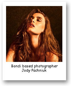 Bondi based photographer Jody Pachniuk