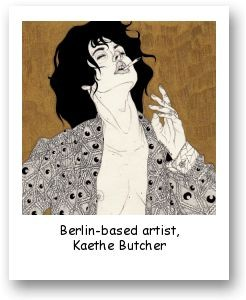 Berlin-based artist Kaethe Butcher