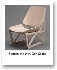 Seneca chair by Ian Cooke