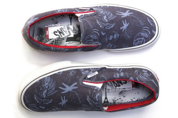 """Vans has just announced the release of the Sam Partaix Pro Model shoe  Sam  Partaix is the first French to sign a Vans """"Pro Model"""". For its first  model a7d3a1c01"""