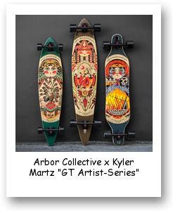 "Arbor Collective x Kyler Martz ""GT Artist-Series"""