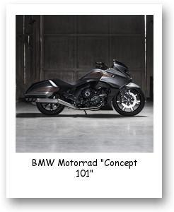 """BMW Motorrad """"Concept 101"""""""
