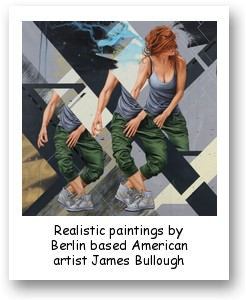 Berlin based American artist James Bullough