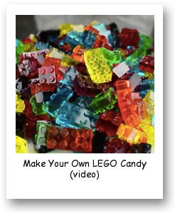 Make Your Own LEGO Candy