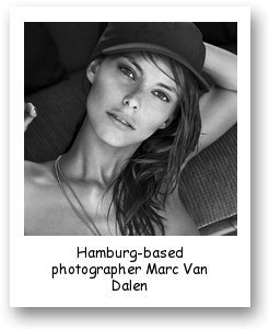 Hamburg-based photographer Marc Van Dalen