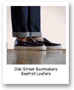 Oak Street Bootmakers Beefroll Loafers