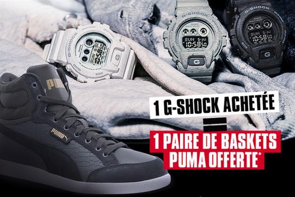 g shock puma