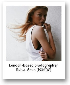 London-based photographer Ruhul Amin