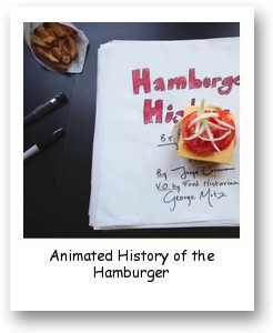 Animated History of the Hamburger